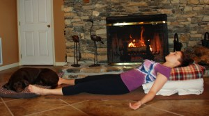 lindseyogabliss, savasana