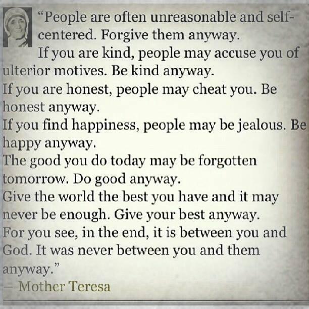 mother teresa « lindseyogabliss