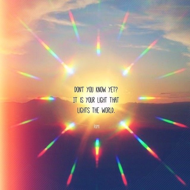 Light Quotes Classy You Are The Light « Lindseyogabliss
